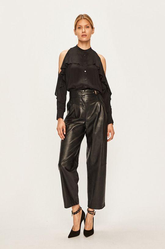 Twinset - Pantaloni negru