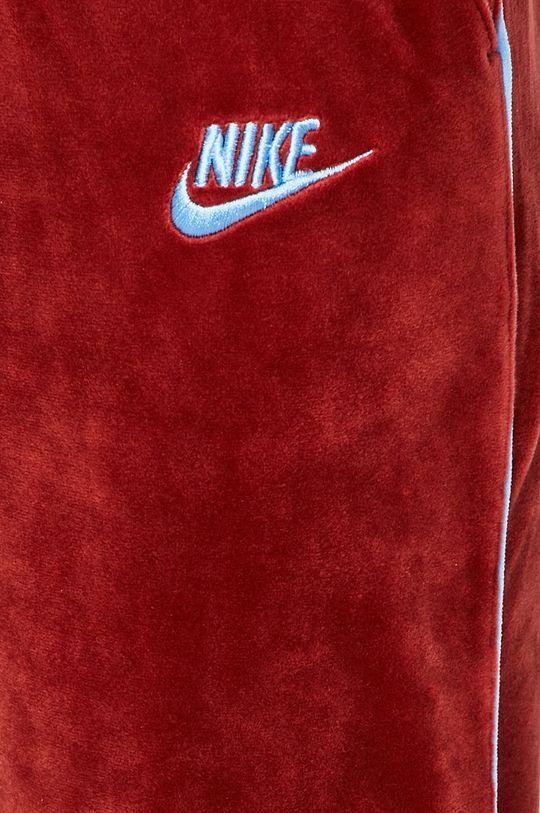 kaštanová Nike Sportswear - Kalhoty