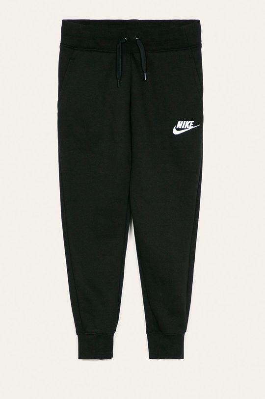 černá Nike Kids - Dětské kalhoty 122-166 cm Dívčí