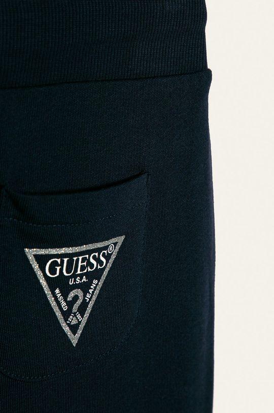 námořnická modř Guess Jeans - Dětské kalhoty 118-175 cm