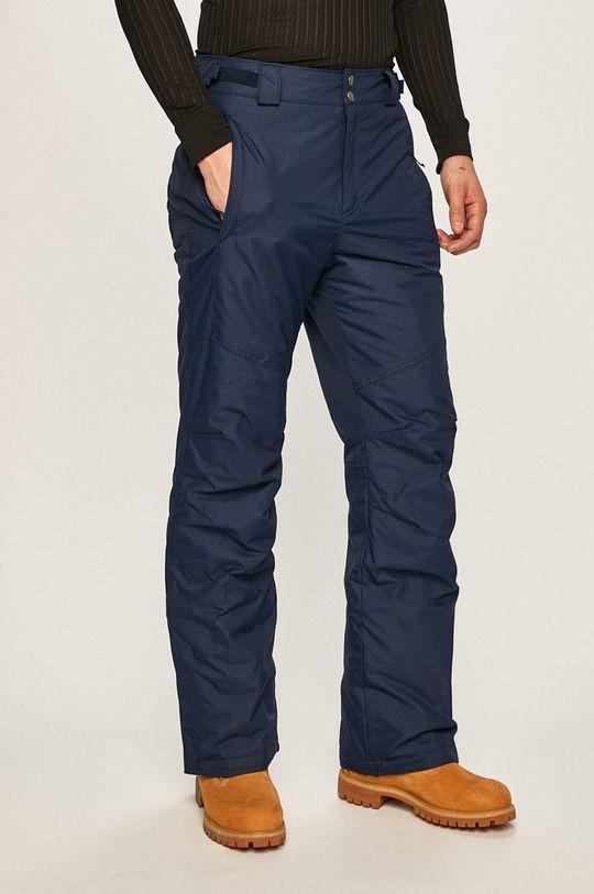 granatowy Columbia - Spodnie snowboardowe Męski