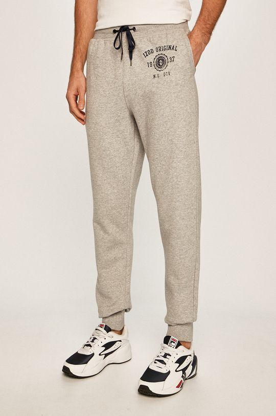 gri deschis Izod - Pantaloni De bărbați