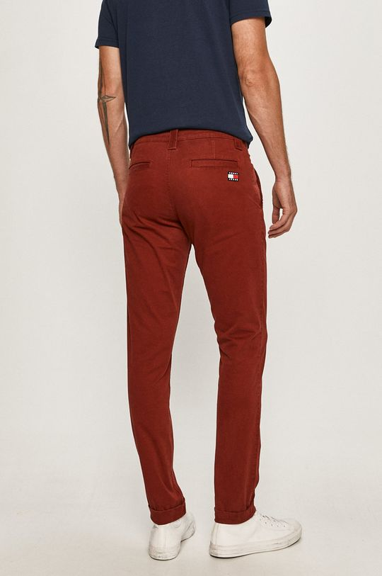 Tommy Jeans - Nohavice DM0DM06518  98% Bavlna, 2% Elastan