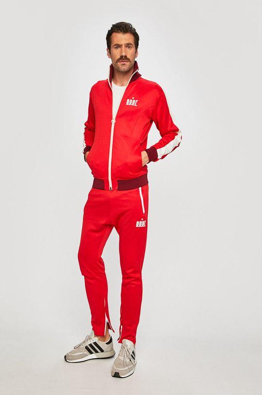 Diesel - Kalhoty červená