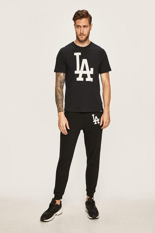 47brand - Spodnie czarny