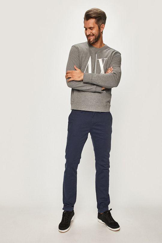 Tom Tailor Denim - Nohavice tmavomodrá