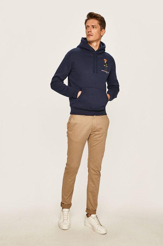 Tom Tailor Denim - Kalhoty béžová