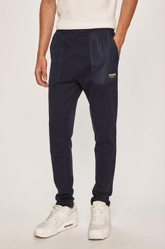 bleumarin Hummel - Pantaloni De bărbați