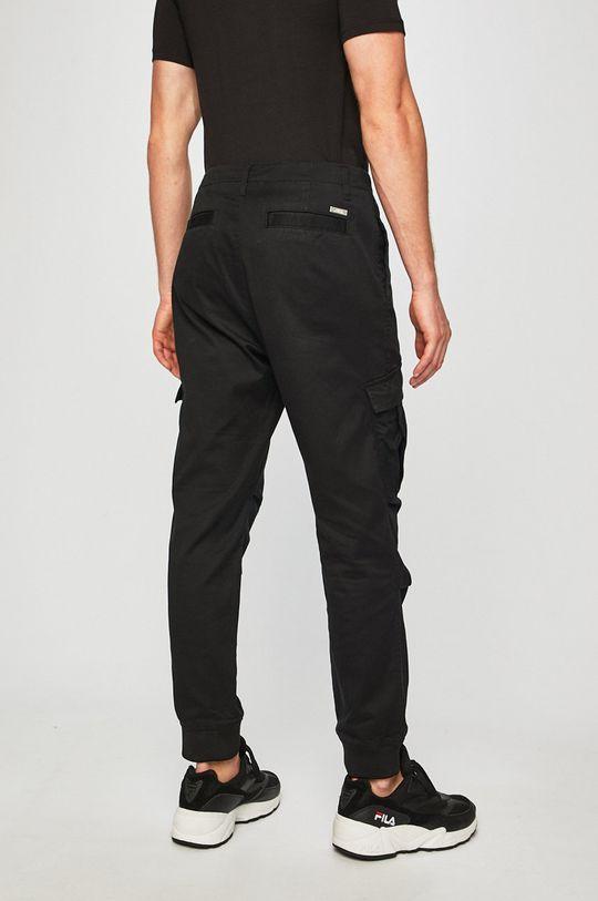 Armani Exchange - Pantaloni 98% Bumbac, 2% Elastan
