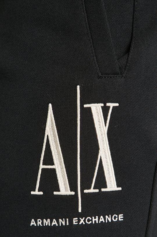 námořnická modř Armani Exchange - Kalhoty