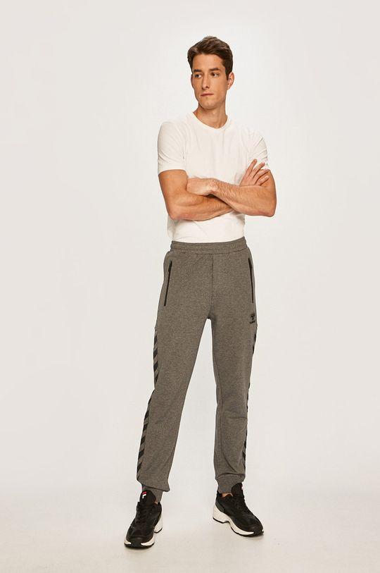 Hummel - Pantaloni gri