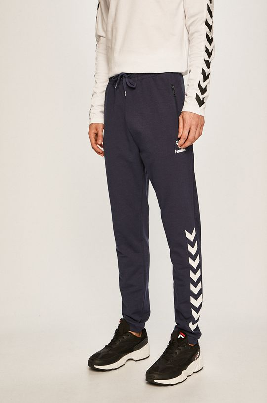 bleumarin Hummel - Pantaloni sport De bărbați
