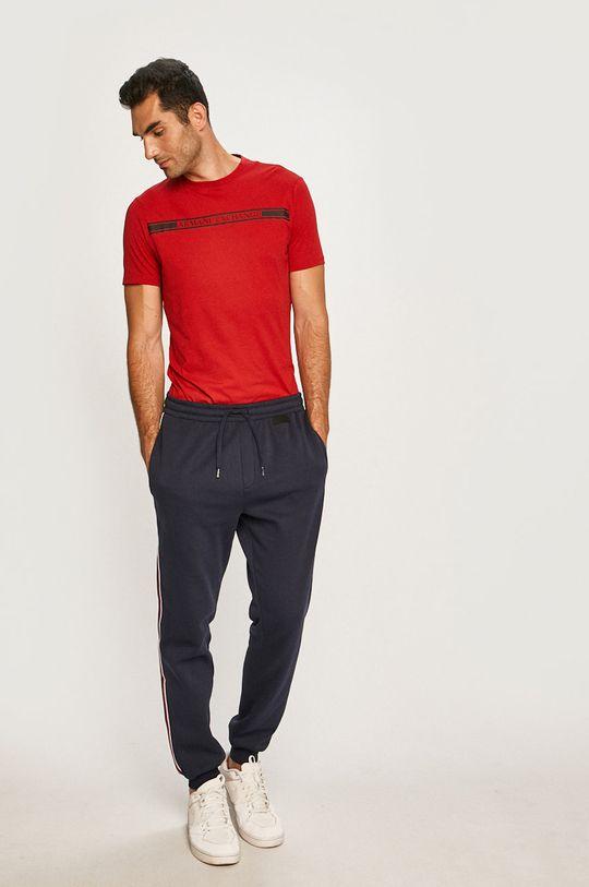 Guess Jeans - Pantaloni bleumarin