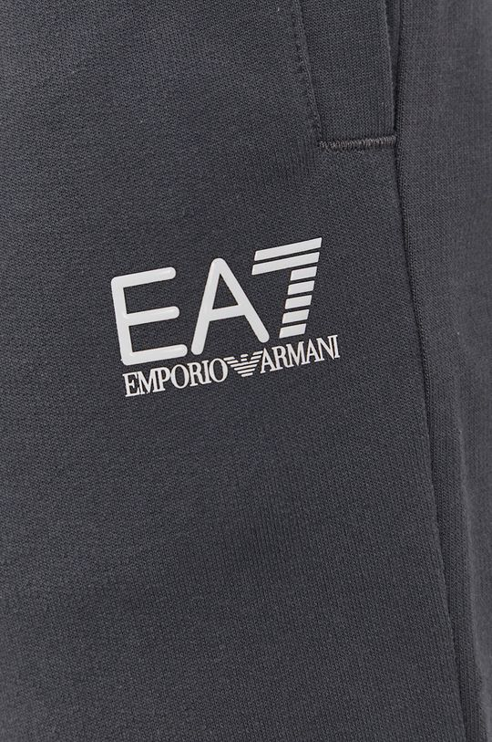 sivá EA7 Emporio Armani - Nohavice