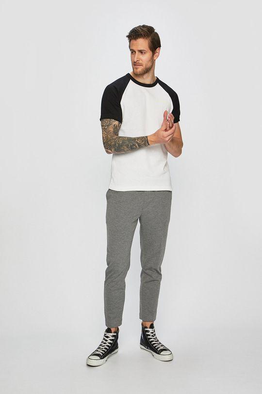 Calvin Klein Jeans - Kalhoty šedá