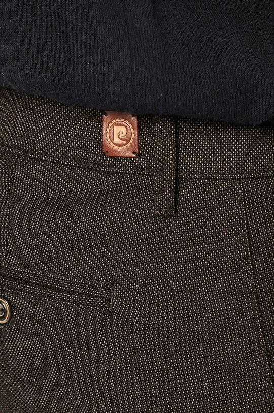 grafitová Pierre Cardin - Kalhoty