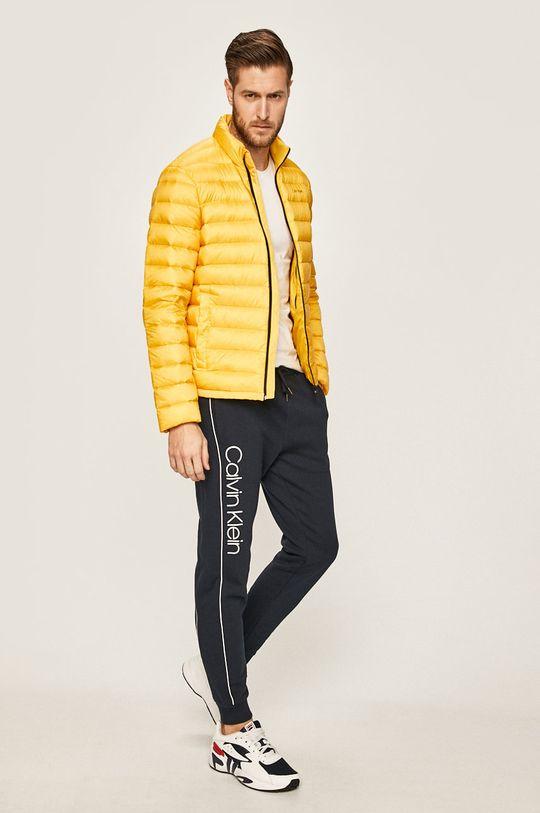 Calvin Klein - Kalhoty fialová
