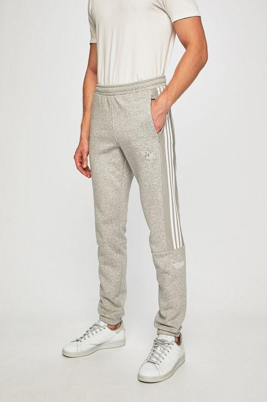 gri deschis adidas Originals - Pantaloni De bărbați