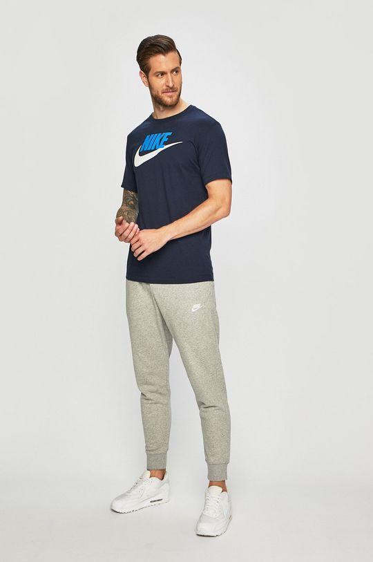 Nike Sportswear - Kalhoty šedá