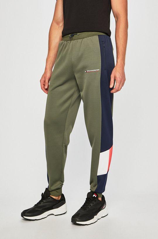 verde Tommy Sport - Pantaloni De bărbați