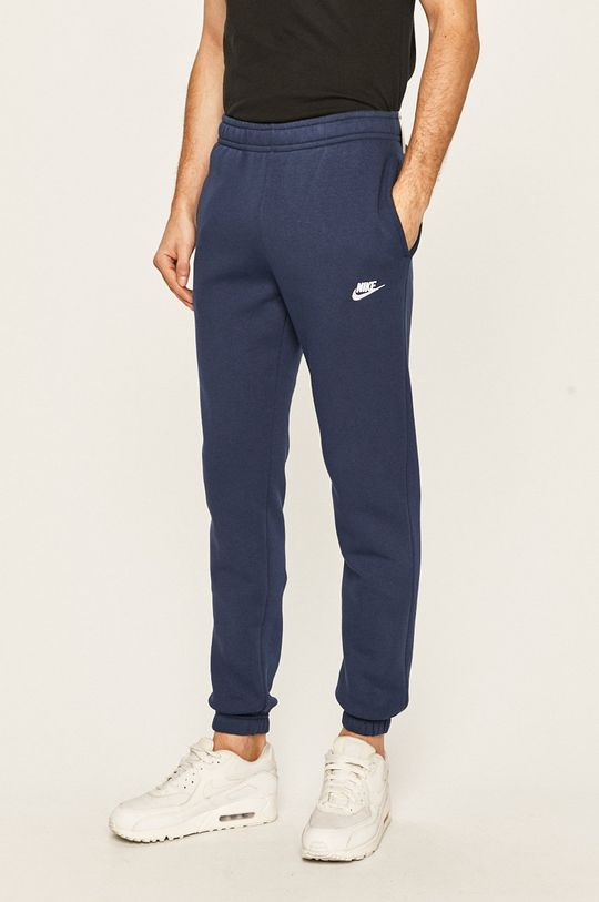 námořnická modř Nike Sportswear - Kalhoty Pánský