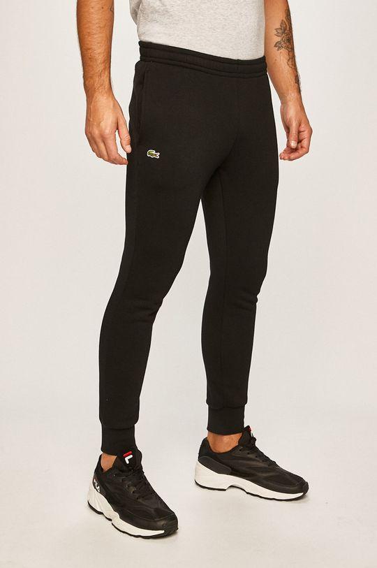 negru Lacoste - Pantaloni De bărbați