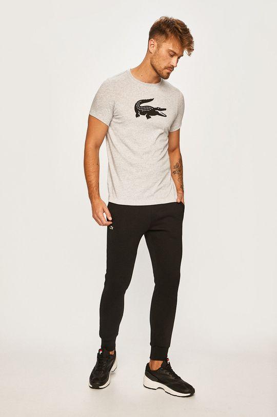 Lacoste - Pantaloni negru