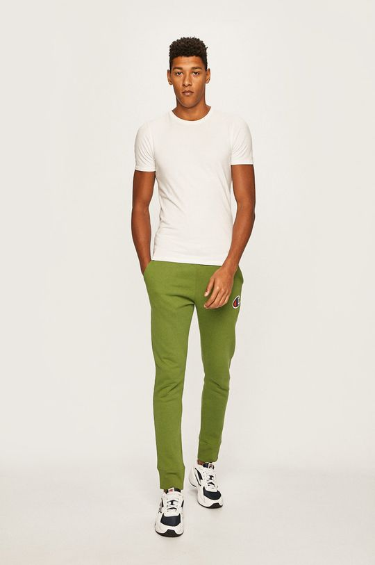 Champion - Pantaloni verde inchis