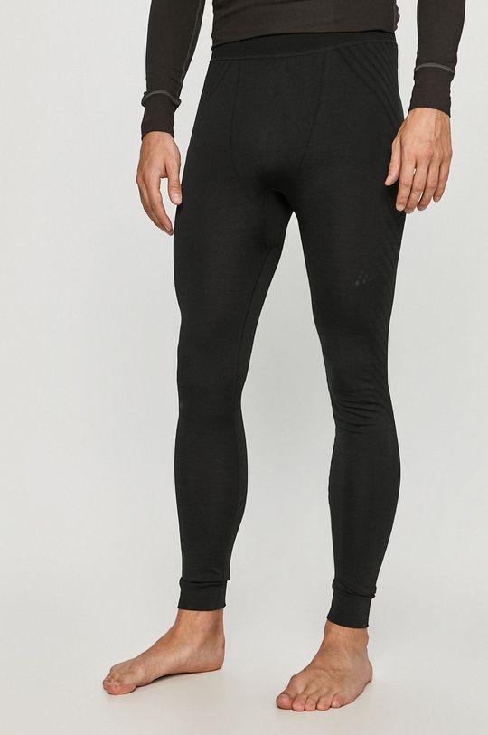 czarny Craft - Spodnie sportowe Męski