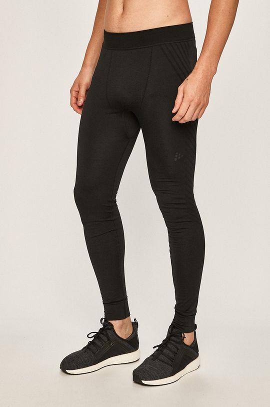 чорний Craft - Спортивні штани Чоловічий