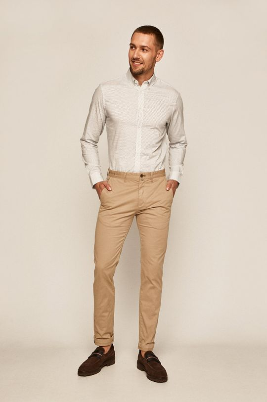 Marc O'Polo - Kalhoty písková