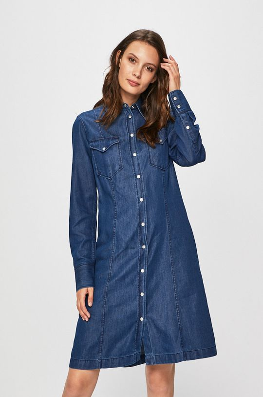 bleumarin Calvin Klein Jeans - Rochie De femei