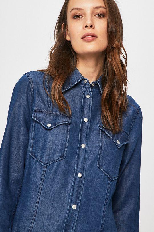 bleumarin Calvin Klein Jeans - Rochie