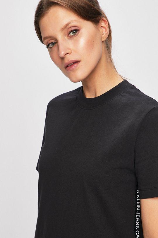 černá Calvin Klein Jeans - Šaty