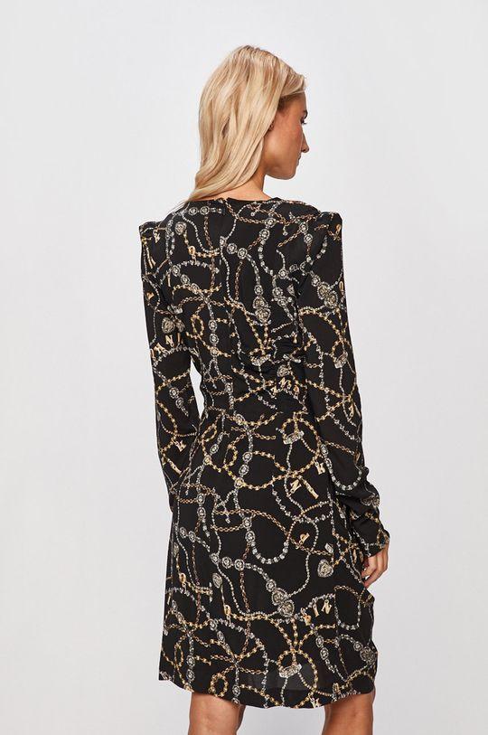 Pinko - Šaty Podšívka: 100% Polyester Hlavní materiál: 3% Elastan, 97% Viskóza