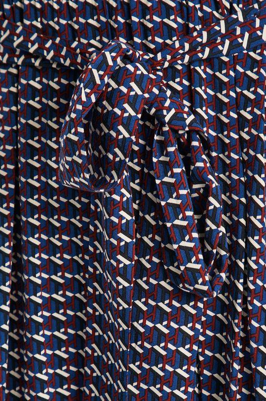 fialová Tommy Hilfiger - Šaty