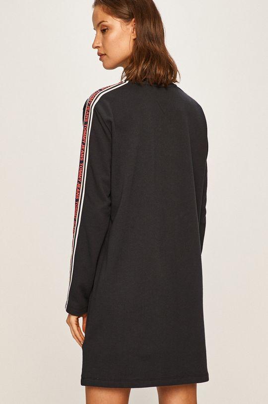 Tommy Jeans - Šaty  100% Bavlna