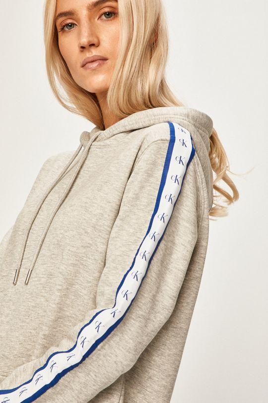 Calvin Klein Jeans - Šaty šedá