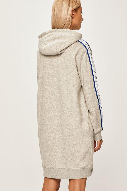 šedá Calvin Klein Jeans - Šaty