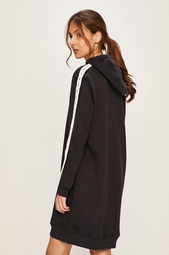 Calvin Klein Jeans - Šaty 63% Bavlna, 37% Polyester