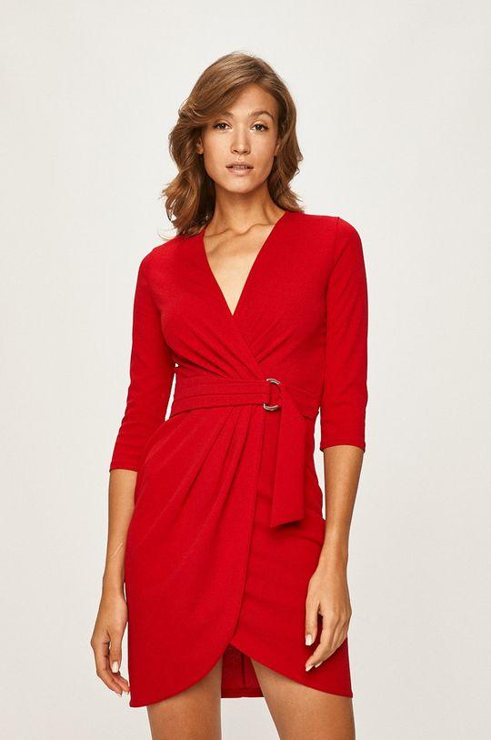 červená Morgan - Šaty Dámsky