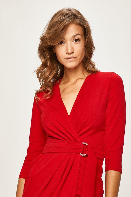 Morgan - Šaty červená