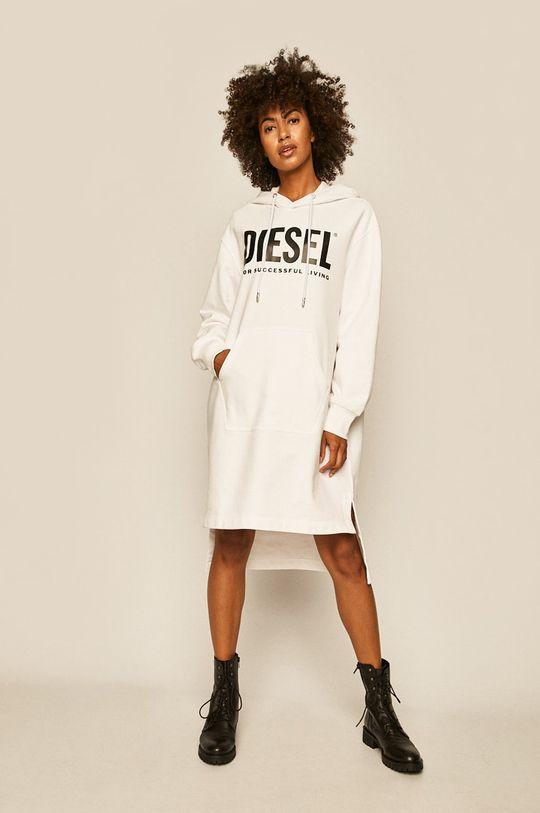 bílá Diesel - Šaty Dámský