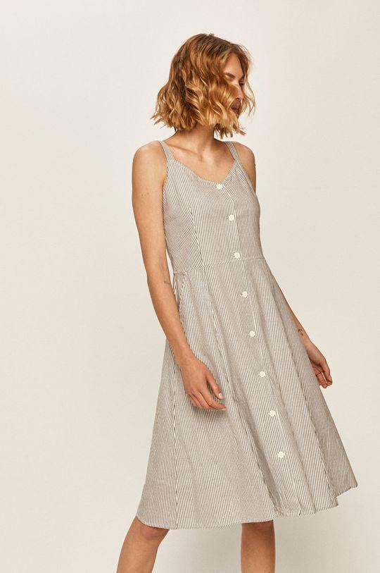 bílá Calvin Klein Jeans - Šaty Dámský