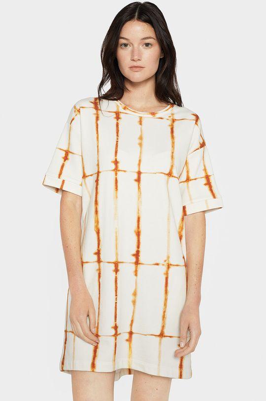 oranžová Parfois - Šaty Dámský