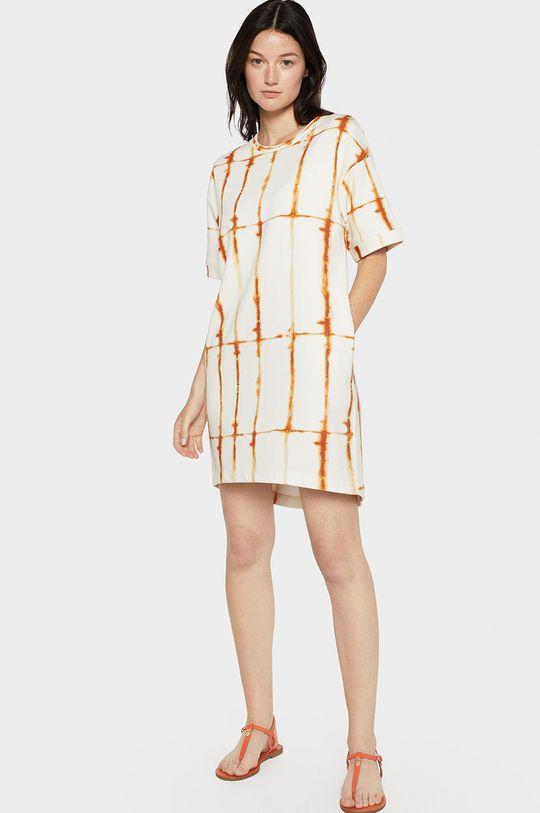 oranžová Parfois - Šaty