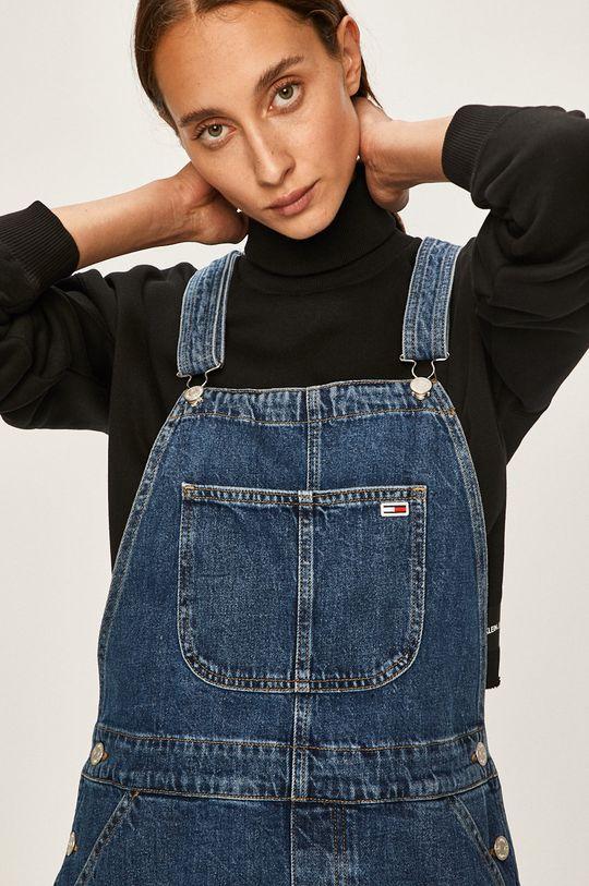 modrá Tommy Jeans - Šaty