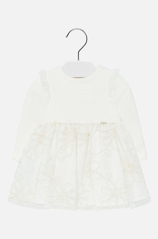 smetanová Mayoral - Dívčí šaty 68-98 cm Dívčí