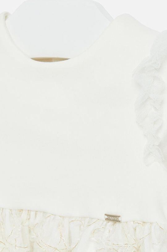 Mayoral - Dívčí šaty 68-98 cm Podšívka: 35% Bavlna, 65% Polyester Hlavní materiál: 15% Akryl, 57% Bavlna, 3% Elastan, 4% Polyamid, 6% Polyester, 15% Vlna