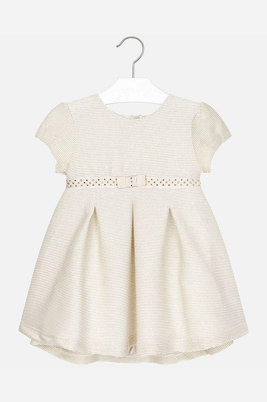 Mayoral - Dievčenské šaty 92-134 cm krémová